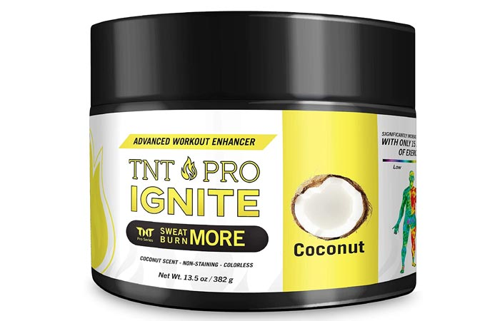 TNT Pro Ignite Advanced Workout Enhancer And Slimming Cream