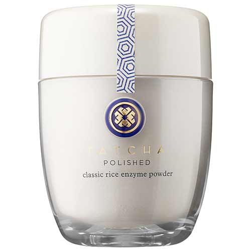 Tatcha Polished Classic Rice Enzyme Powder - Japanese Skin Care Products
