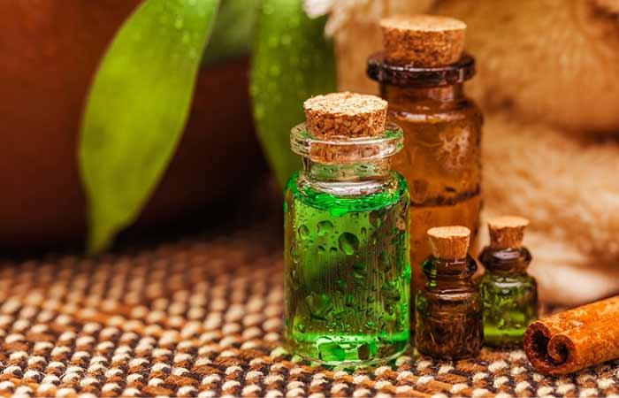 How To Get Rid Of Sunburn Blisters - Tea Tree Oil