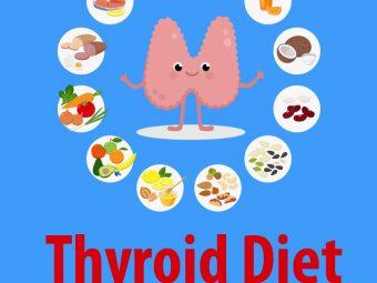 Thyroid Diet Foods Good For Hypothyroidism And Hyperthyroidism