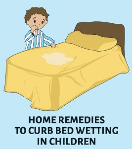 Top 10 Effective Home Remedies To Curb Bed Wetting In Children