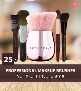 Top 25 Professional Makeup Brushes You Should Try In 2019