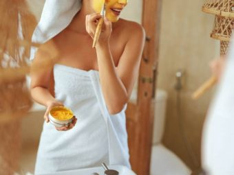 Turmeric Face Pack Benefits And How To Use
