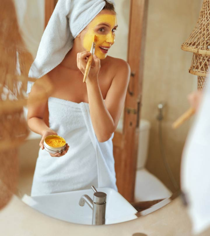 Turmeric Face Pack: Benefits And How To Use