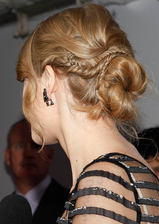 Twisted-Low-Bun-with-Side-Braids-and-Wrap