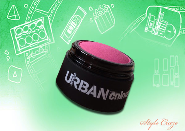 urban hair chalk festival pink 4.0 g