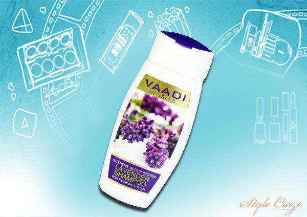 Vaadi Lavender Shampoo