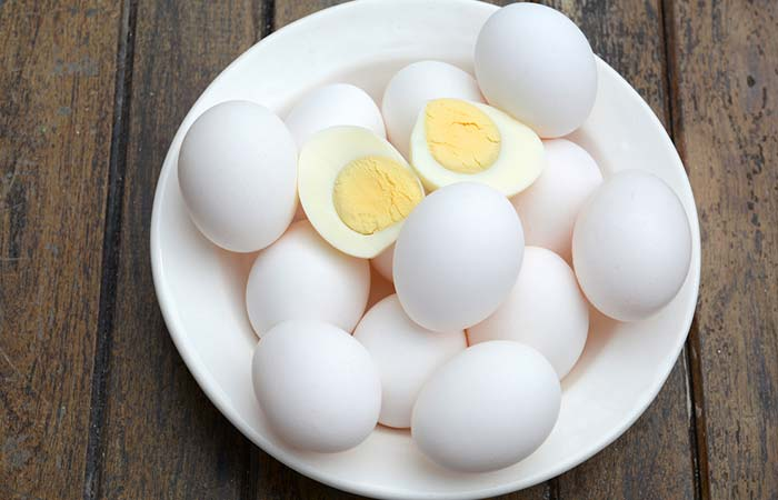 Best Metabolism Boosting Foods - Whole Eggs