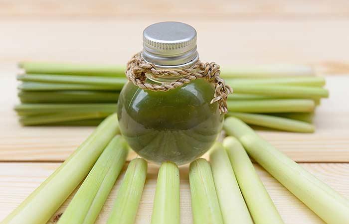 a. Lemongrass Essential Oil