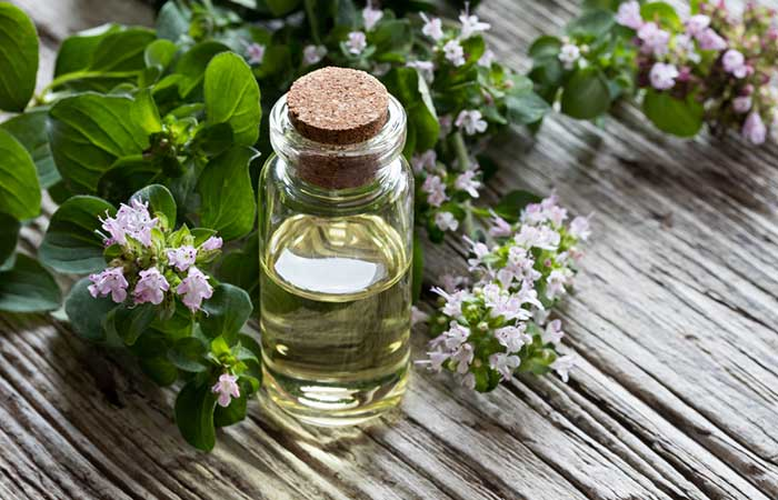 Home Remedies To Treat Food Poisoning - Oregano Oil