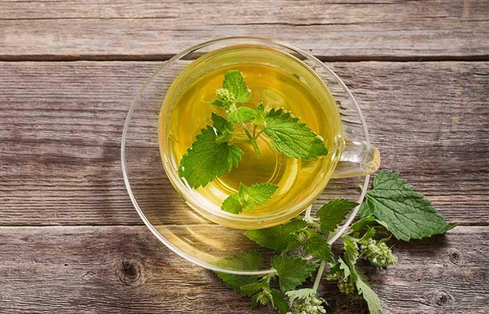 a. Peppermint Tea