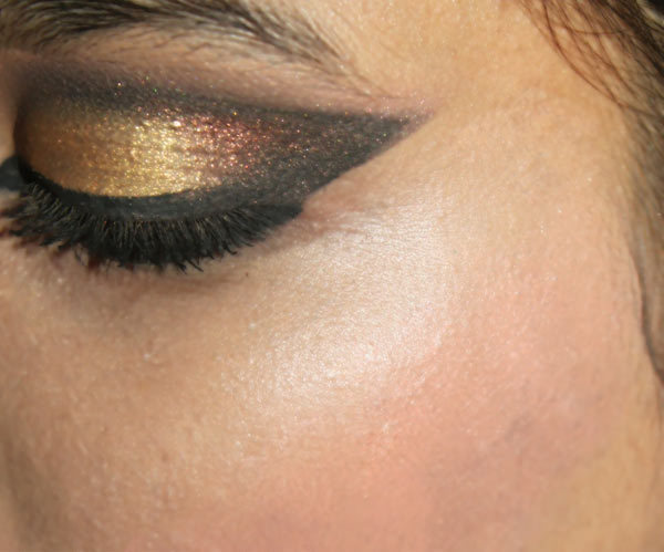 arabic bridal eye makeup image nine
