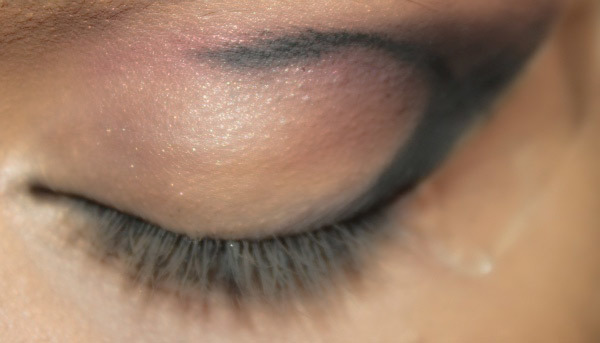 arabic bridal eye makeup image three