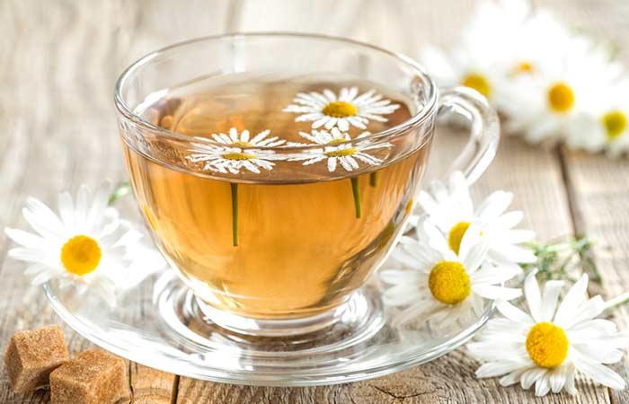 (b)-Chamomile-Tea