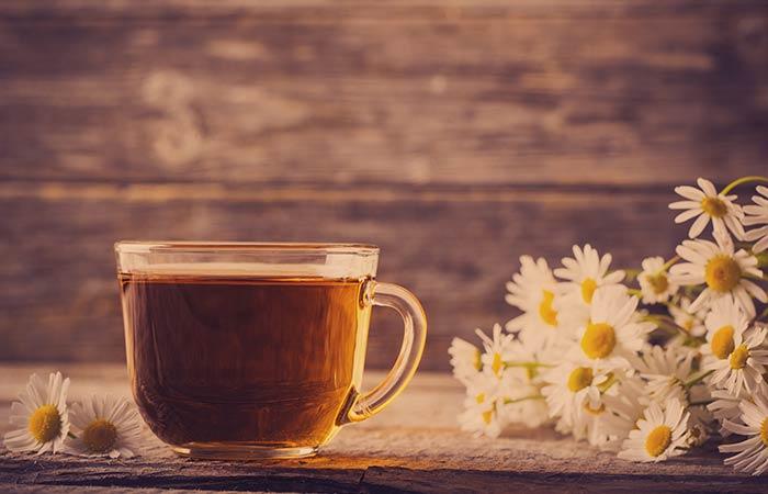 b. Chamomile Tea
