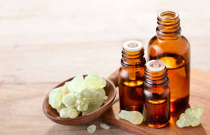 Hypothyroidism - Frankincense Oil