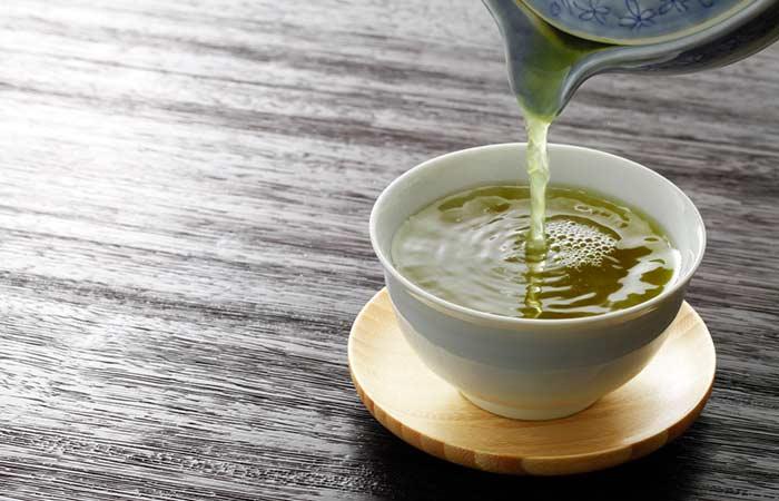 (c)-Green-Tea