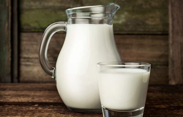 (d) Milk For Insomnia