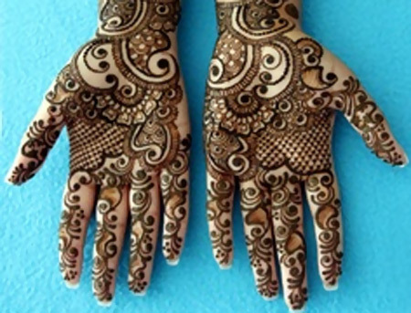 interesting bisha mistry mehndi desgin fives