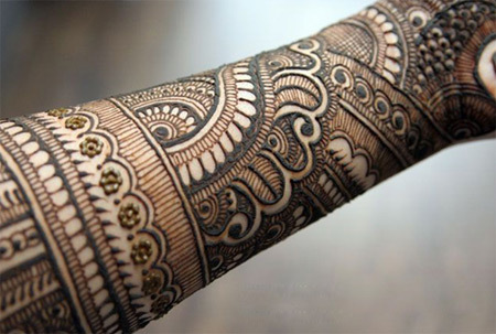 interesting bisha mistry mehndi designs eights