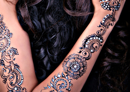 interesting bisha mistry mehndi designs six