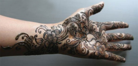 interesting bisha mistry mehndi seven