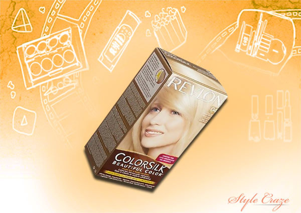 Ammonia Free Hair Colors - Revlon Colorsilk Beautiful Color