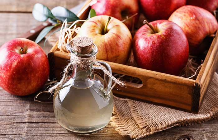 Home Remedies For Phlegm (Mucus) - Apple Cider Vinegar