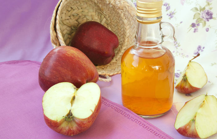 1. Apple Cider Vinegar For Common Cold