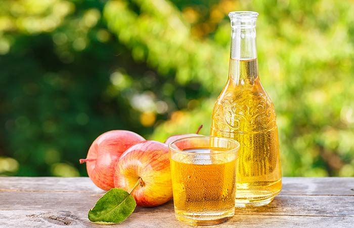 1. Apple Cider Vinegar For Gastritis