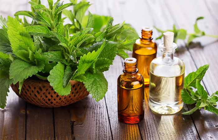 1. Peppermint Oil