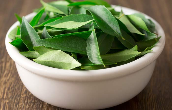 Treat Diabetes - Curry Leaves