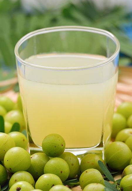 10. Gooseberry Juice