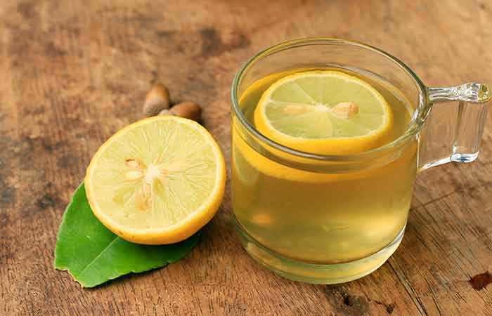 Home Remedies For Phlegm (Mucus) - Lemon Juice