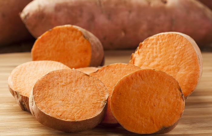 Foods That Aid Digestion - Sweet Potato
