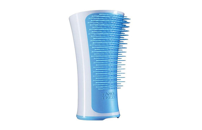 10. Tangle Teezer Aqua Splash Detangling Brush