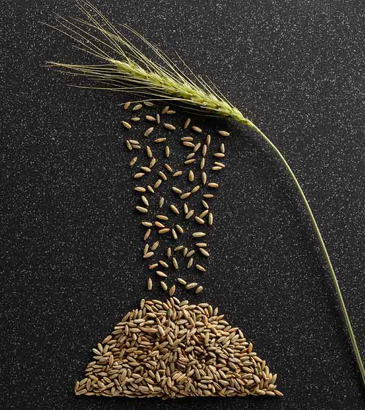 11 Amazing Benefits Of Rye For Skin, Hair And Health