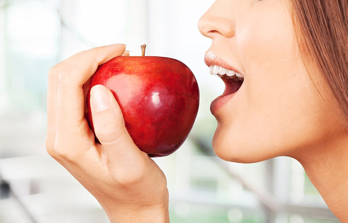 Foods That Aid Digestion - Apple