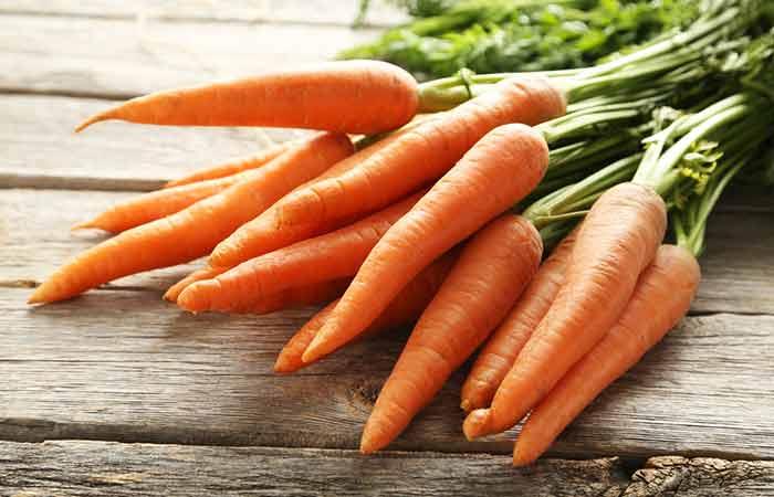 11. Carrots