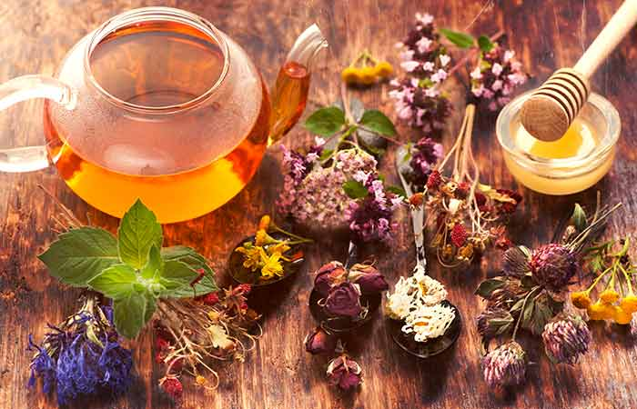 Home Remedies For Phlegm (Mucus) - Herbal Teas