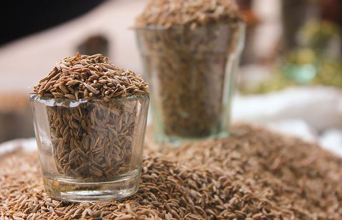 11. Jeera Water For Gastritis