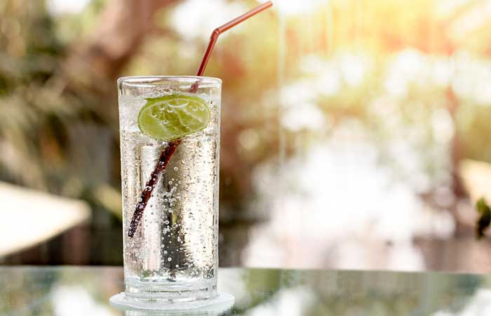 Home Remedies To Get Rid Of Indigestion - Carbonated Water