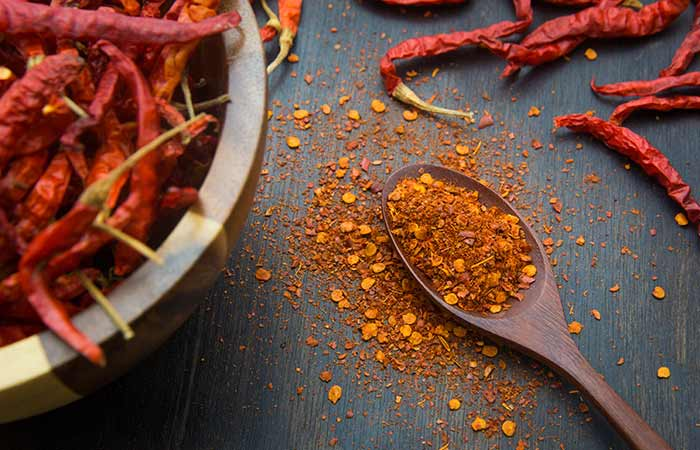 Home Remedies For Phlegm (Mucus) - Cayenne Pepper