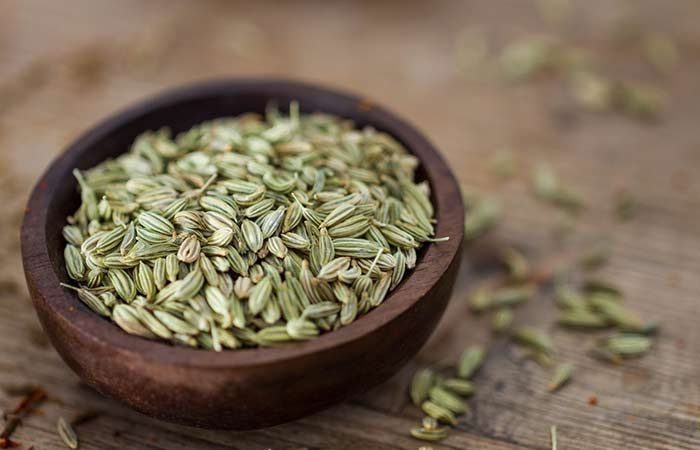 12. Fennel Seeds
