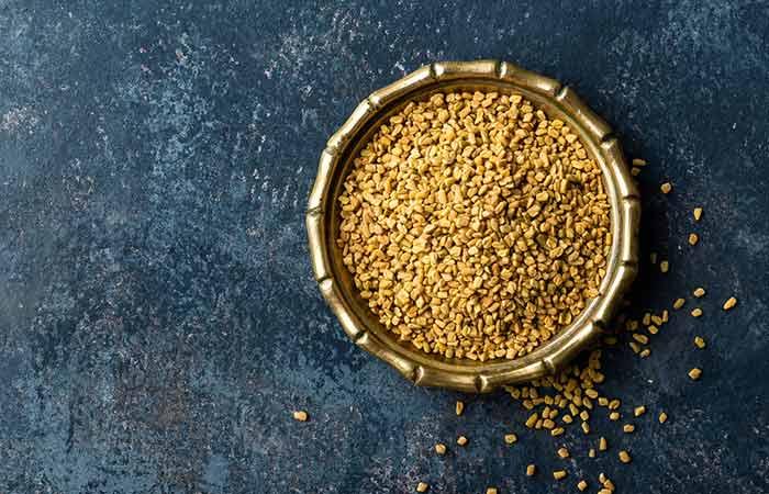 12. Fenugreek Seeds
