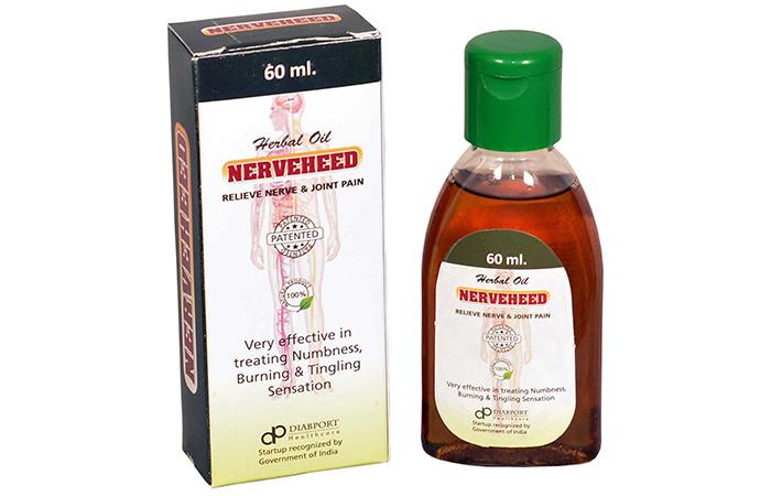 Diabport Healthcare Nerveheed Herbal Oil
