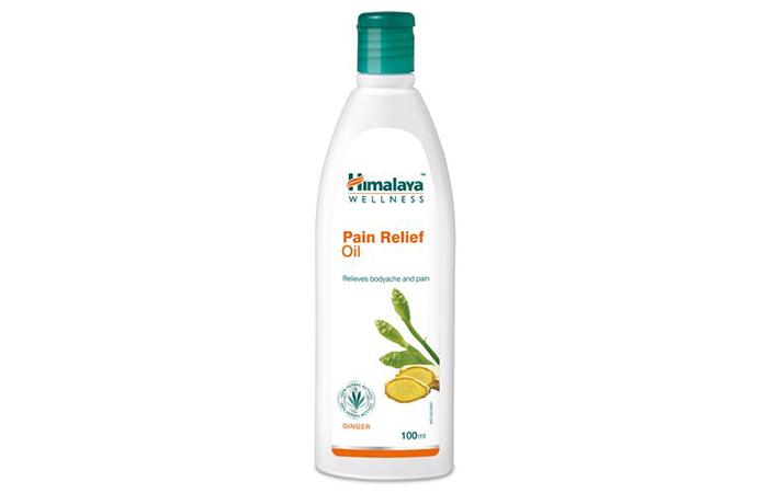 Himalaya Wellness Pain Relief Oil