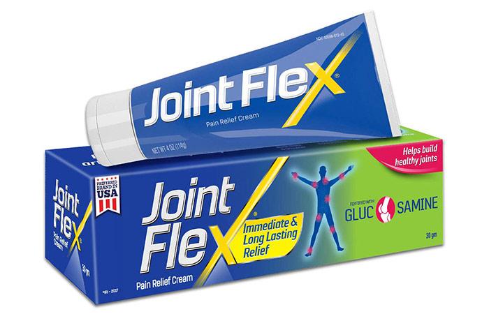 Joint Flex Pain Relief Cream