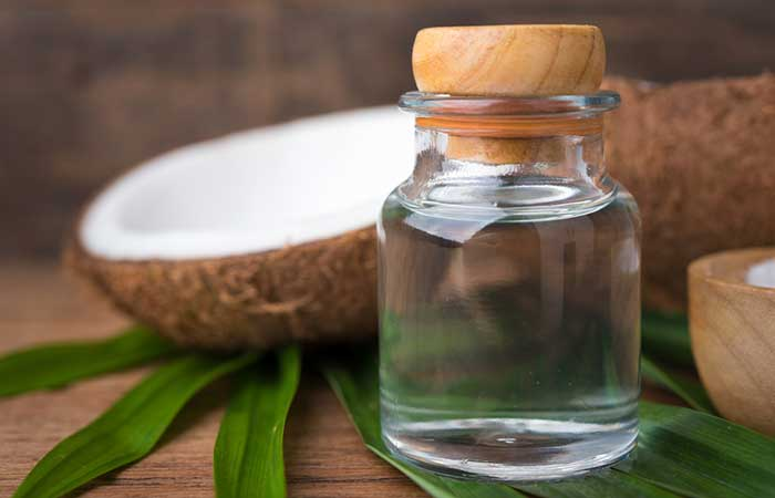 13. Coconut Oil