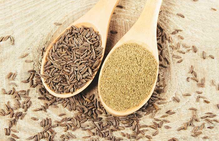 13. Cumin Seeds
